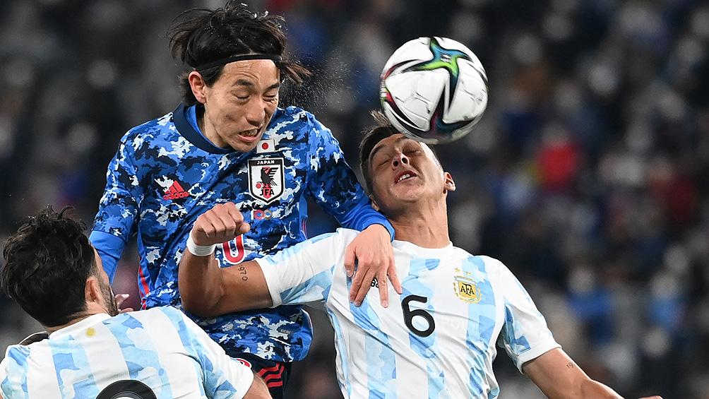 Argentina, cabeza de serie en el fútbol de Tokio 2020