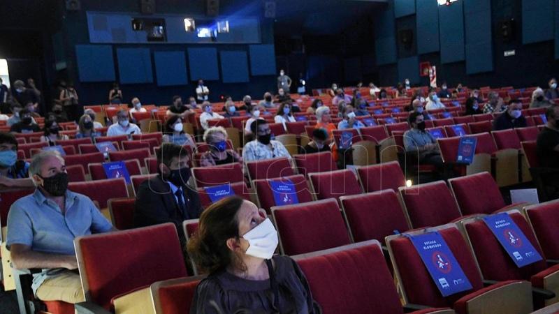 Los cines superaron los 200.000 espectadores en una semana