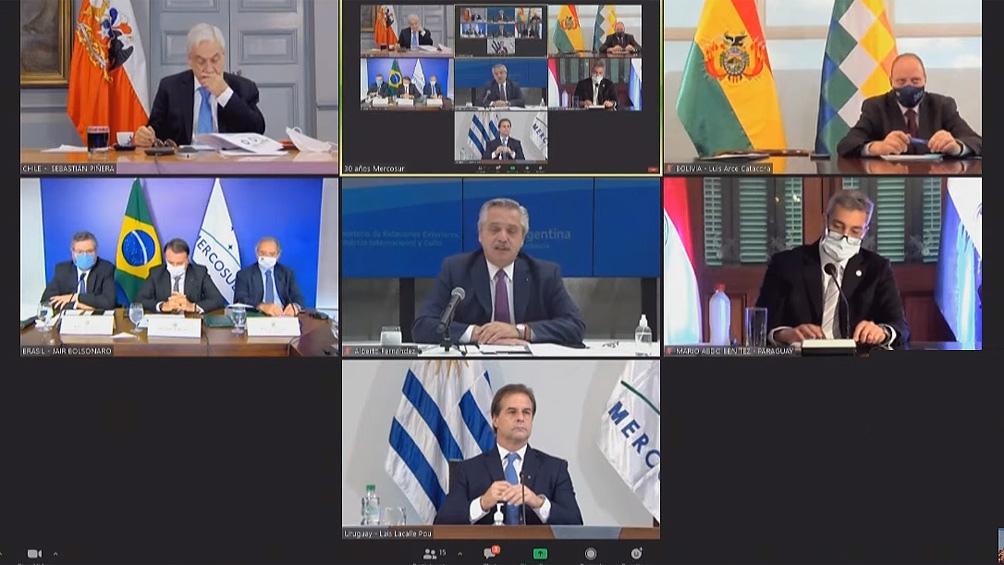 El embajador también analizó las controversias que se plantearon con uruguay en el aniversario del Mercosur.