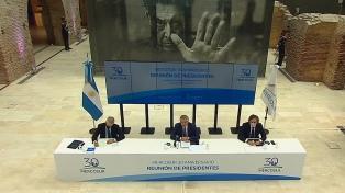Se presentó el Estatuto de Ciudadanía del Mercosur