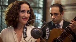"Se estrena ""La Falcón"", un musical sobre la vida de la ""Emperatriz del tango"""