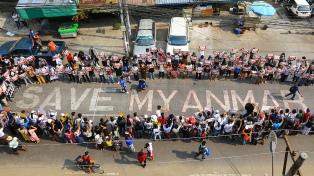 Más de 100 muertos en Myanmar en el día más letal de protestas contra el golpe de Estado