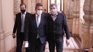 Dirigentes del Frente de Todos y Juntos por el Cambio, aislados por un caso de coronavirus
