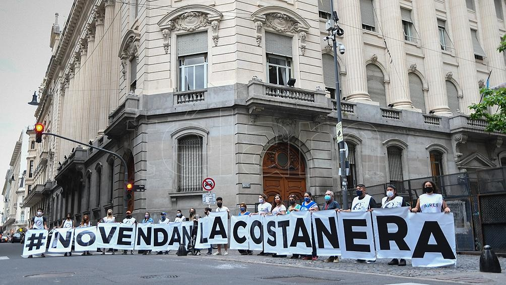 La audiencia por Costa Salguero fue la más larga de la historia de la ciudad y la más numerosa, con 7.053 inscriptos.