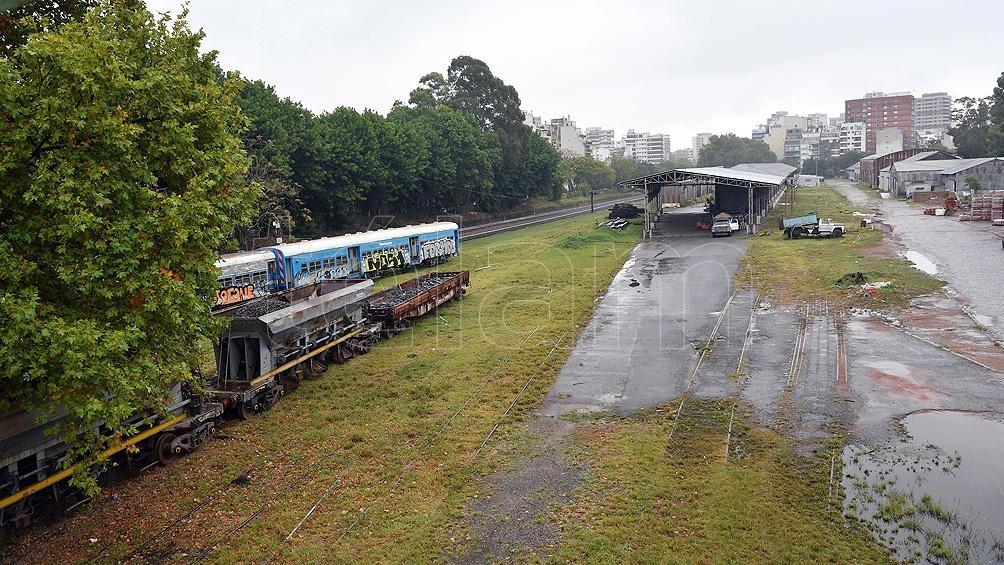 Durante el gobierno de Rodríguez Larreta, entre otros, se avaló la venta del Playón ferroviario del barrio de Colegiales.