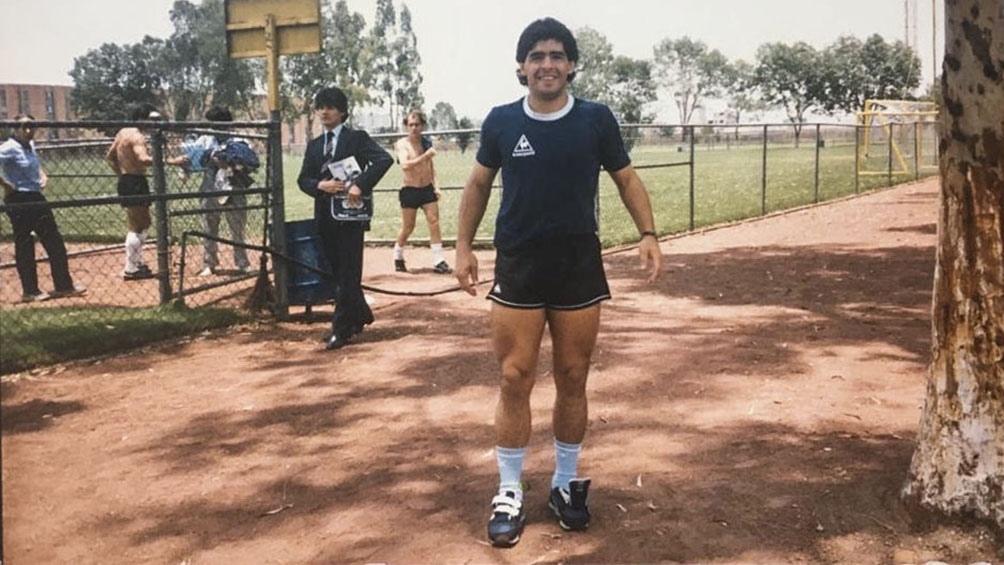 """""""Diego reflejaba en nuestros padres esa argentinidad, ese amor a la patria, a los que lucharon"""" se emociona Maestre Galli, hoy kinesiólogo, hijo del exilio en México"""