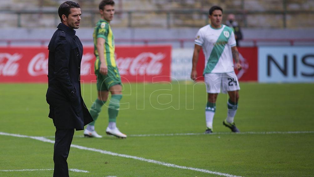 Fernando Gago, DT de Aldosivi