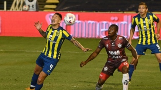 Central Córdoba le empató sobre el final a Rosario Central