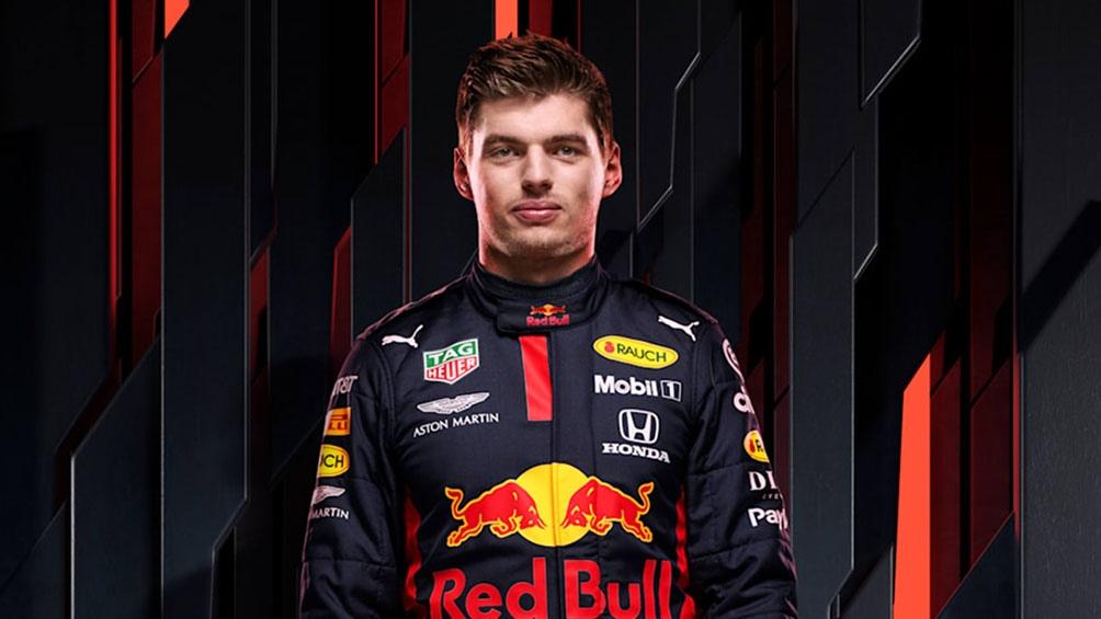 """El neerlandés Max Verstappen, piloto del equipo Red Bull, largará este domingo a las 12 (hora local) en la """"pole position"""" del Gran Premio de Bahréin."""