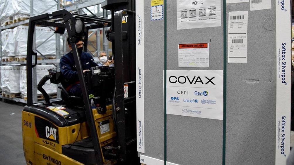 Moderna podrá unirse al mecanismo Covax, que ya incluye a Oxford-AstraZeneca y a Pfizer-BioNTech.