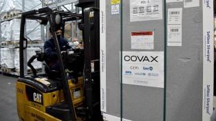 El sistema Covax entregó 32 millones de dosis de vacunas anticovid a 70 países