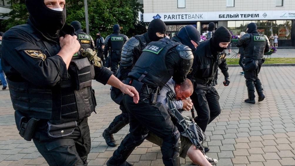 El Ministerio del Interior afirmó que no hubo manifestaciones multitudinarias
