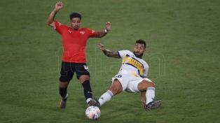 Boca Juniors empata com Independiente e River Plate com Racing pela Liga Profissional de Futebol