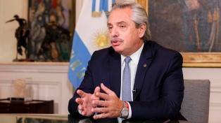 """""""Não me interessa o resultado de uma eleição; o que me importa é que os argentinos não morram"""", disse o presidente Alberto Fernández"""