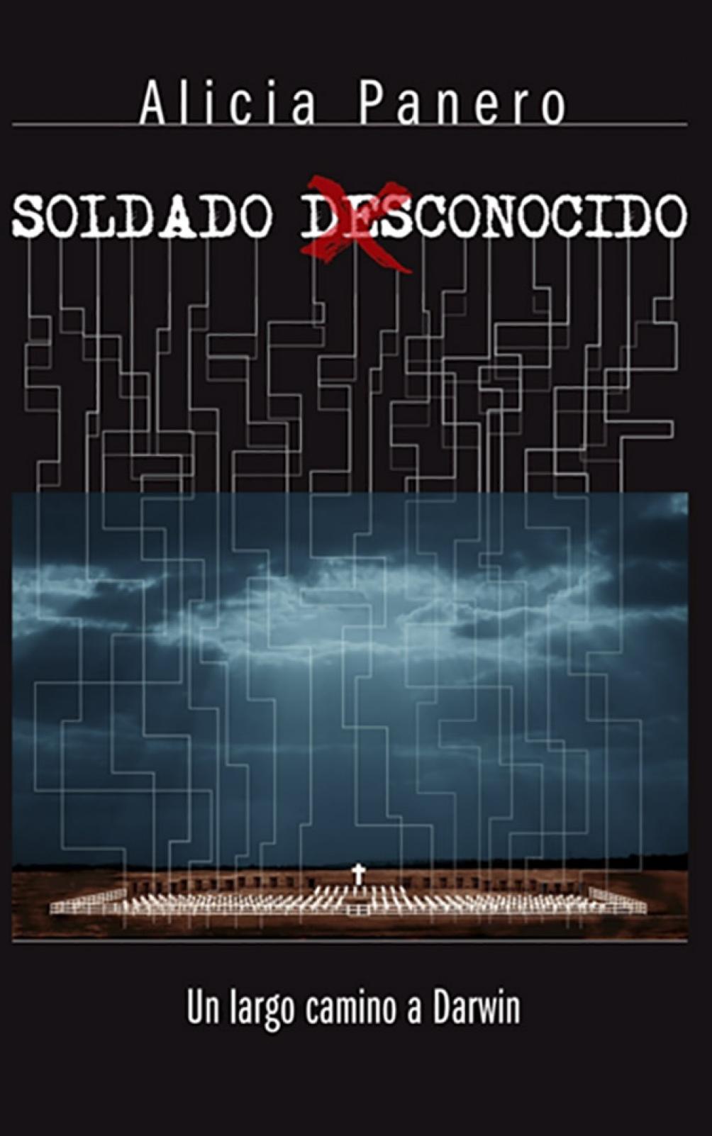 Panero es autora del libro