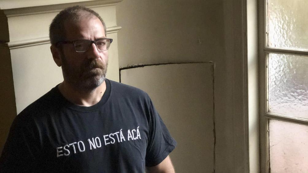 Carlos Busqued, el autor de