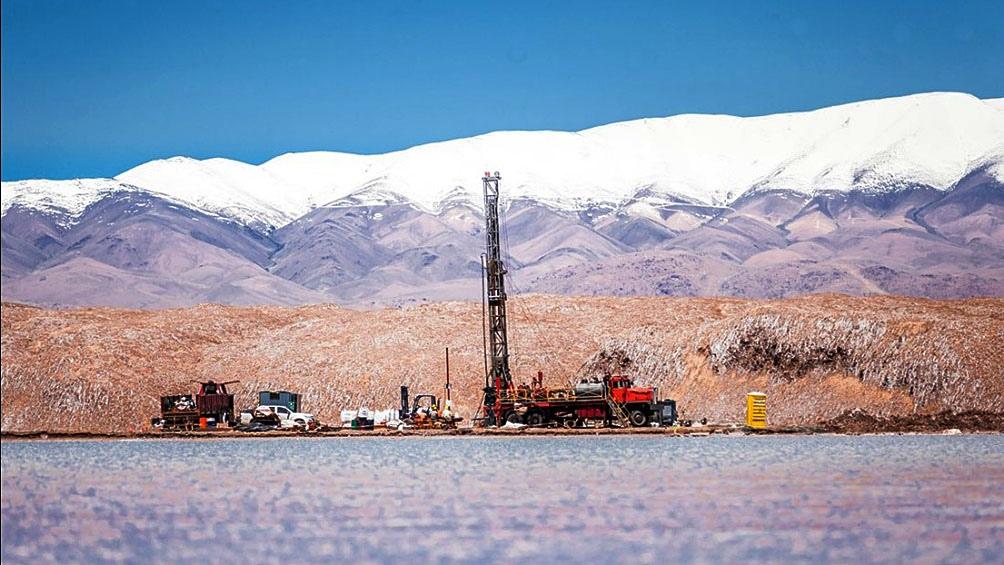 Argentina es considerada la tercera productora y reserva del mundo