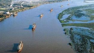 El Canal Magdalena elevará la operatividad de barcos de gran calado y potenciará la Hidrovía