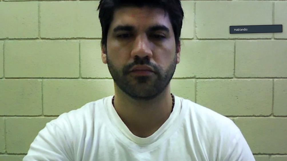 """Antes de la sentencia, Veppo volvió a pedir disculpas a los familiares de Cinthia y al sobreviviente y reconoció que fue """"imprudente""""."""