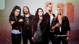 Evanescence lanza su primer álbum después de una década