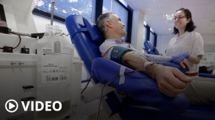 De cara a la segunda ola, buscan reforzar donación de plasma de pacientes recuperados de coronavirus