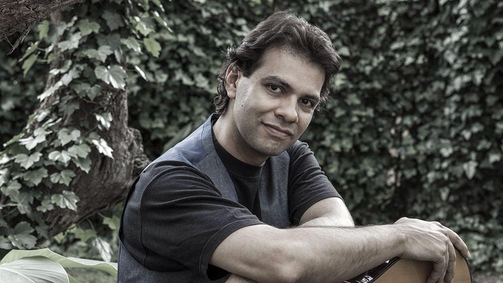 Jose Saluzzi y su música en Palermo