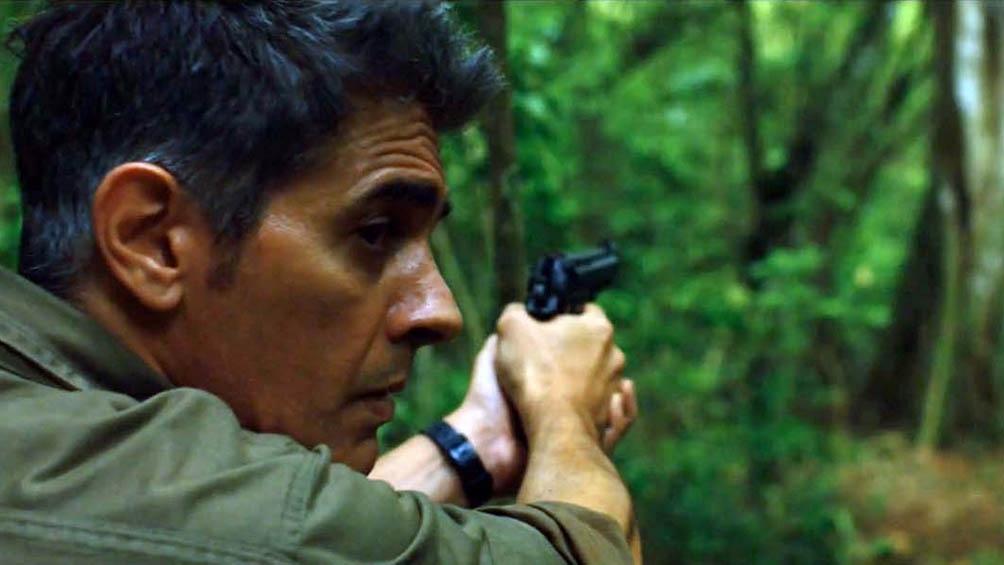 Echarri protagoniza una película ambientada en el monte misionero.