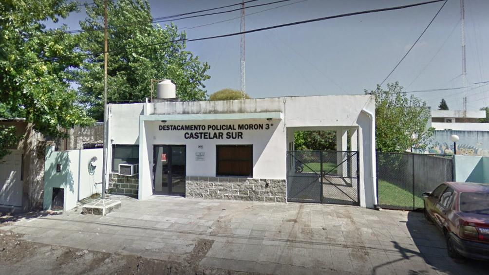 Atacan a tiros la comisaría donde murió el motochorro que atropelló y mató a una joven
