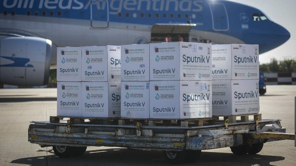 Llegarán el domingo dos vuelos con más vacunas contra el coronavirus