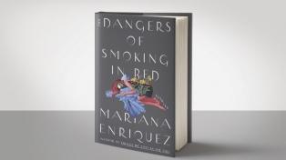 """Mariana Enriquez: """"Hay premios que están cambiando qué es literatura mayor o respetable"""""""