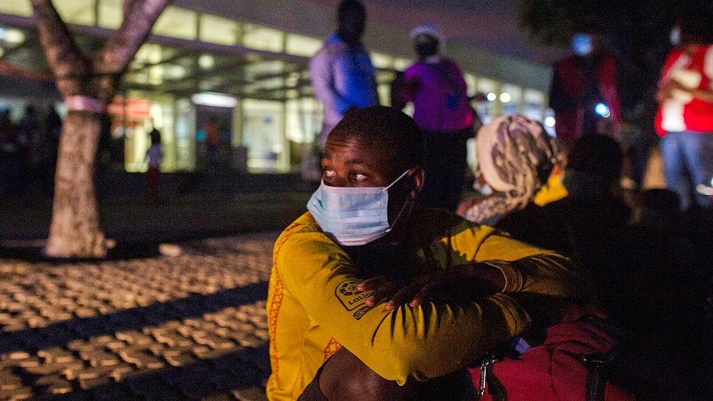 Palma fue atacada por el ISCA el 24 de marzo (AFP)