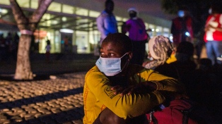 Más de 5.000 personas huyeron de Palma por la violencia yihadista