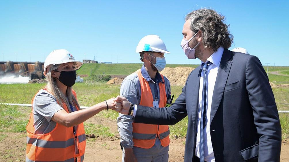 Cafiero, Katopodis y De Pedro visitarán obras realizadas por el Gobierno en Bahía Blanca
