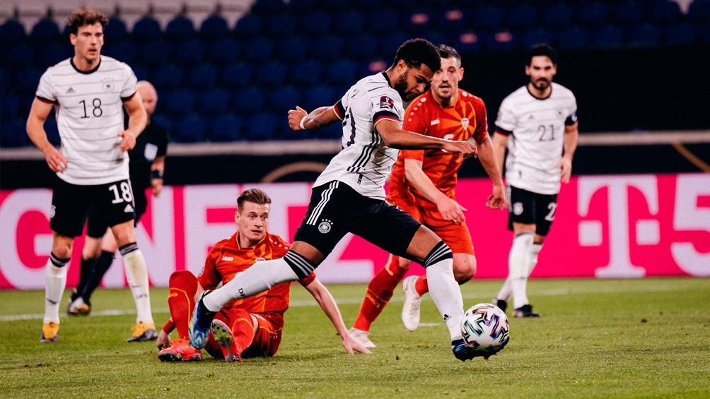 Alemania es el primer seleccionado clasificado al Mundial de Qatar 2022