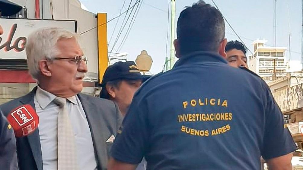 Rubén Carrazzone está siendo juzgado por el femicidio de su esposa