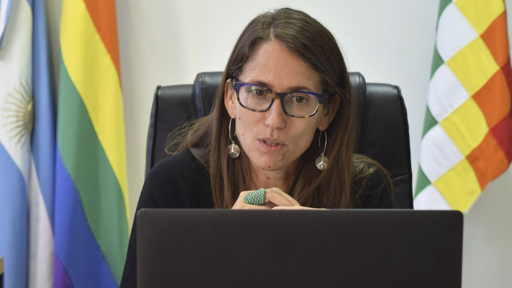 Gómez Alcorta repudió los dichos de un diputado nacional salteño contra una fiscal