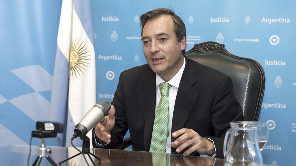 Martín Soria.