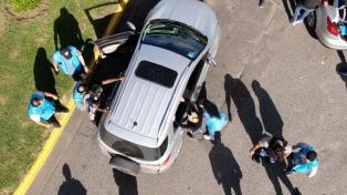 Secuestraron 6,5 kilos de cocaína que trasladaban en una camioneta desde La Quiaca