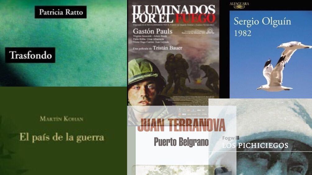 La literatura, en diálogo y otras en contrapunto con las mutaciones que reconfiguraron el imaginario sobre Malvinas.