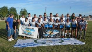 """Malvinas Fútbol Club, uno de los clubes que sueña sumarse a la Primera """"D"""""""