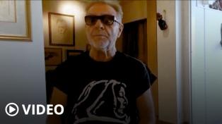 Con un video, León Gieco se suma a los homenajes a los combatientes de Malvinas