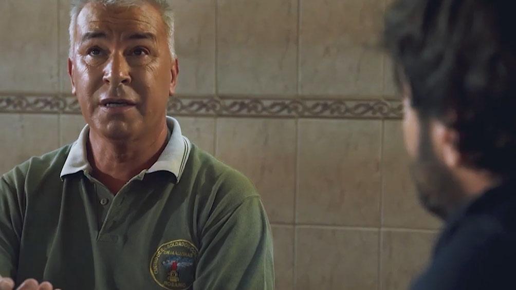 """Un ex combatiente entrevistado en """"Un encuentro con Malvinas"""""""