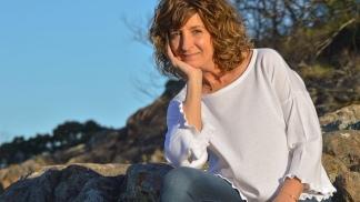 """Patricia Ratto, la autora de """"Trasfondo""""."""