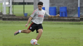 Montiel regresa a River para jugar ante Arsenal