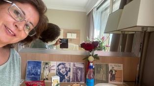 Poco aire libre y altos costos, el relato de dos argentinos en cuarentena en un hotel de Londres