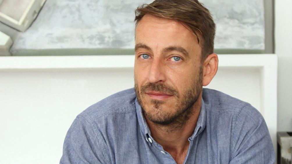 Javier Montes, el autor.
