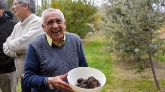 La Argentina se convirtió en uno de los pocos países productores y exportadores de la trufa negra del Perigord.