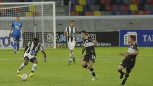 Platense le ganó a Central Córdoba en Santiago del Estero