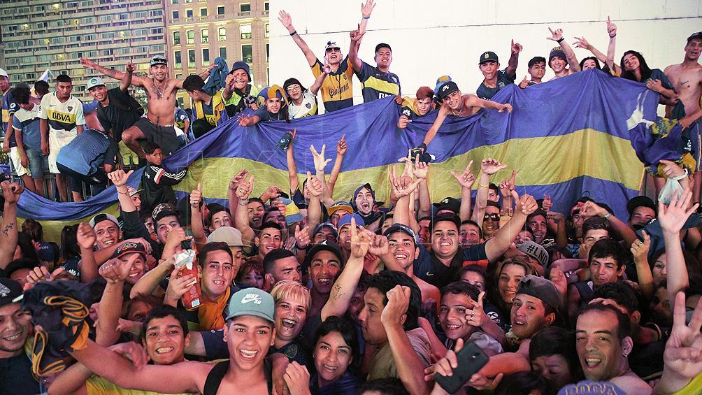 Boca celebra un nuevo aniversario
