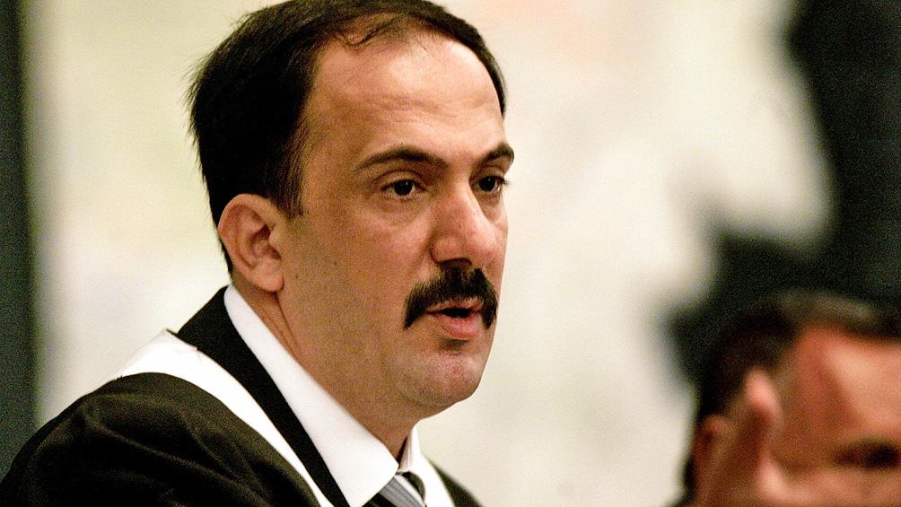 """""""En este momento de calamidad, expreso mis sinceras condolencias"""" fueron las palabras del actual Presidente irakí ante el deceso del magistrado."""
